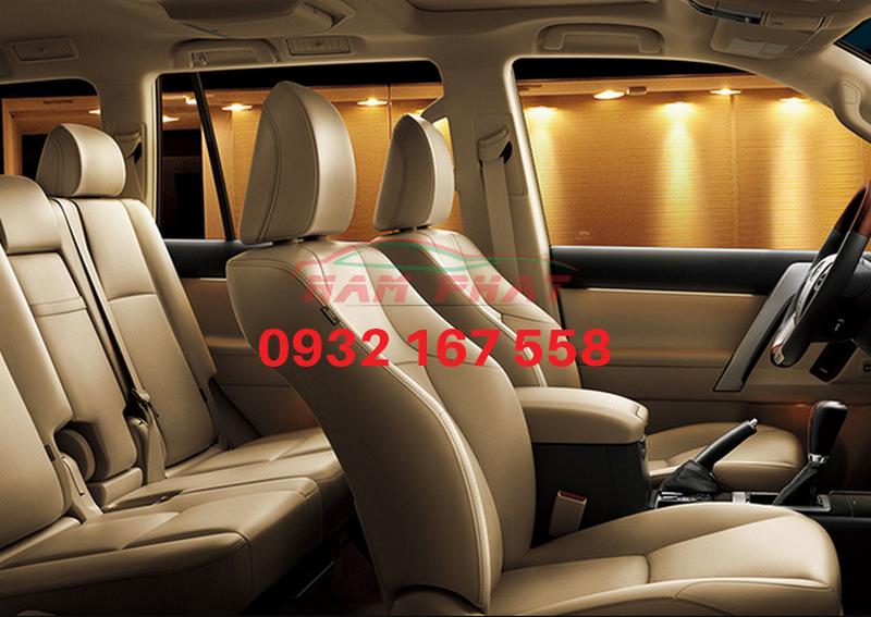 Bọc ghế da ô tô Nam Phát