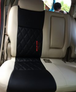 Bọc ghế da xe fortuner 2018