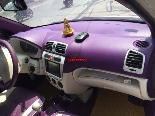 Đổi màu nội thất cho ô tô tại Thủ Đức