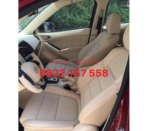 Bọc ghế da xe Mazda