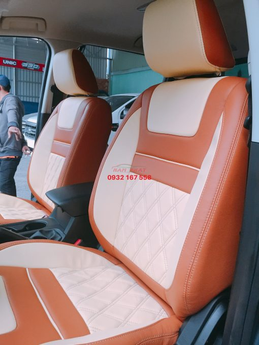bọc ghế da ô tô