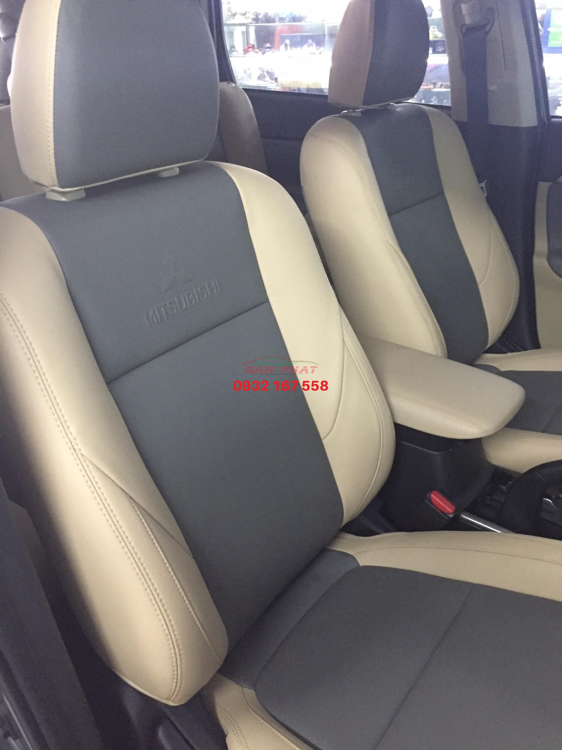 bọc ghế da xe Xpander