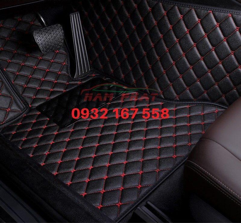 Thảm lót sàn 5D Mercedes C300