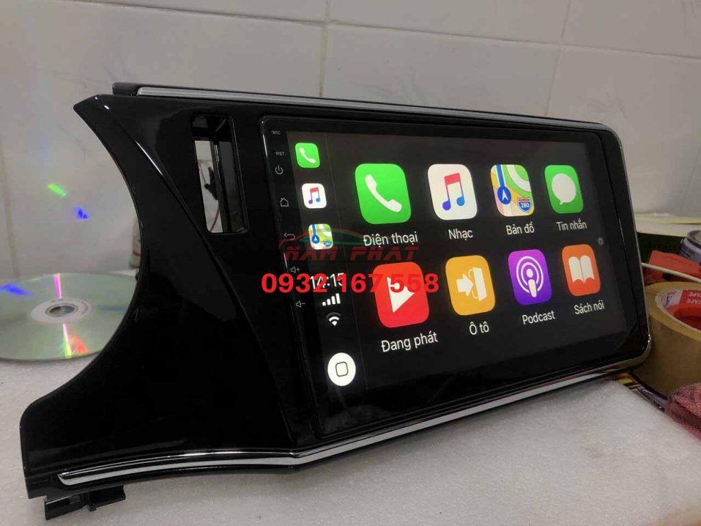 màn hình android cho Honda City