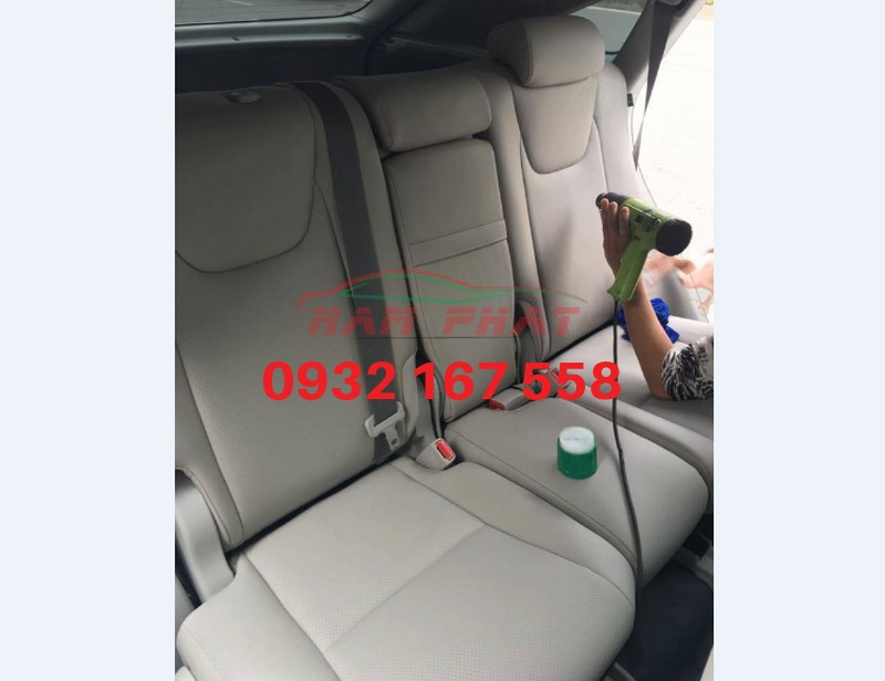 bọc ghế da xe lexus rx350