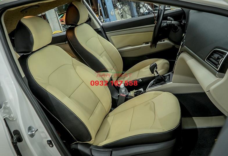 bọc ghế da Hyundai Elantra