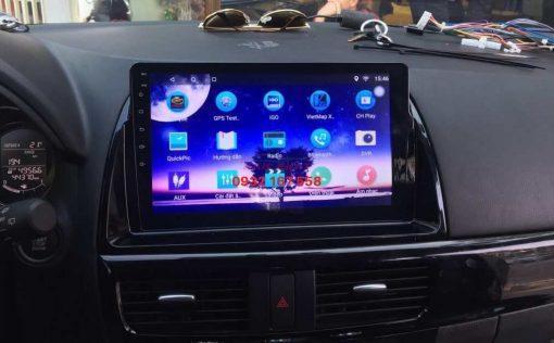 lắp màn hình Android cho Mazda CX5