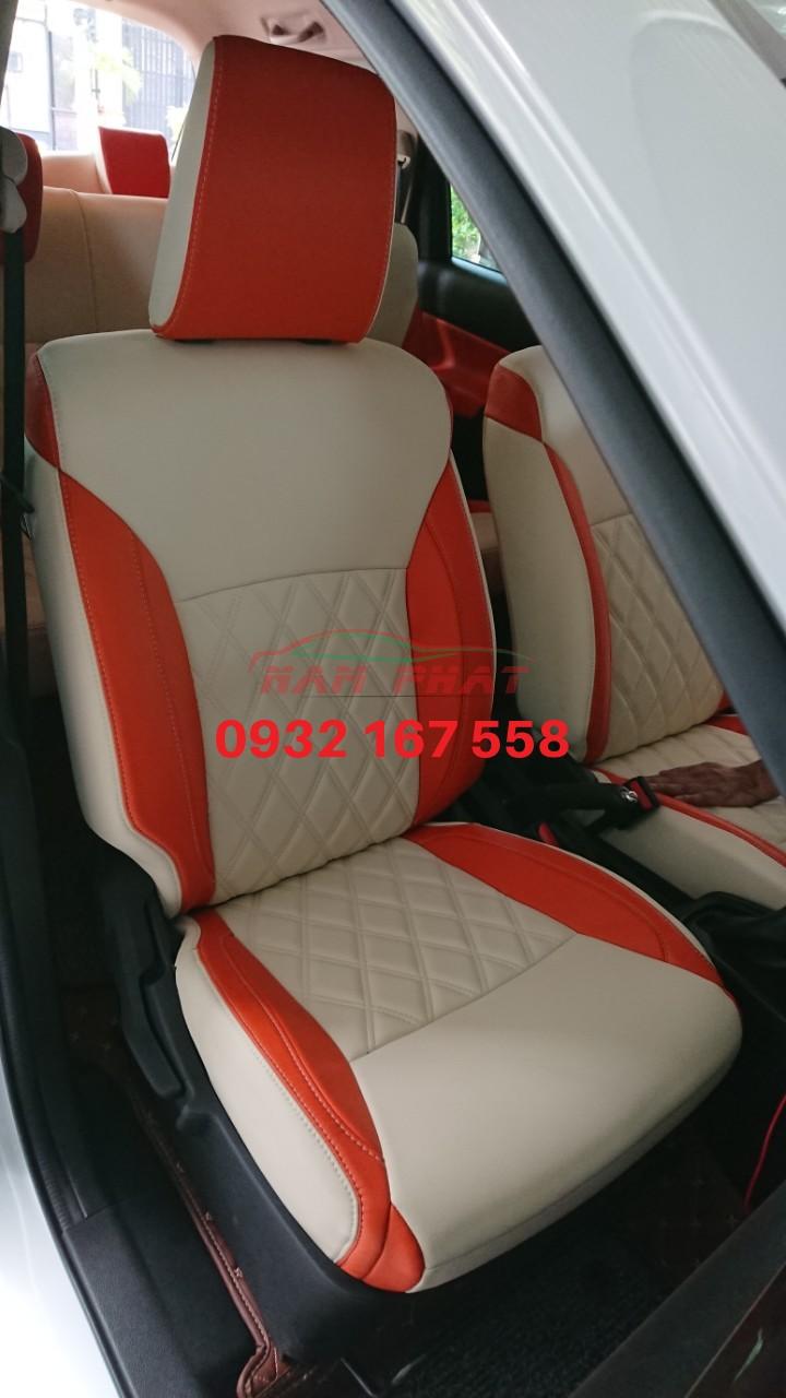 bọc ghế da Suzuki Etiga