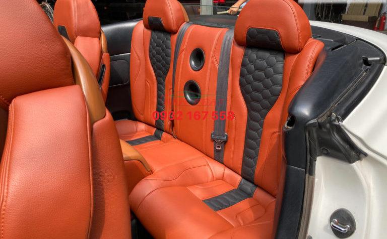 bọc ghế da cho lexus sc430