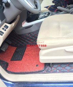 Thảm lót sàn 6D Ford Ranger