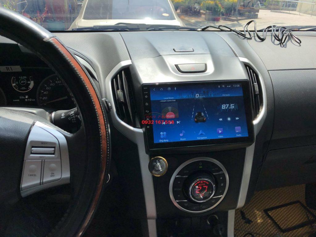 Lắp màn hình Android cho ô tô quận 4