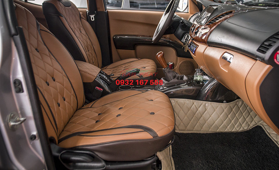 ghế xe Mitsubishi Triton