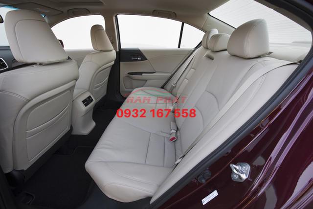 bọc ghế da Honda Accord