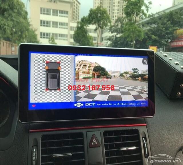 gia camera 360 dct cho xe o to