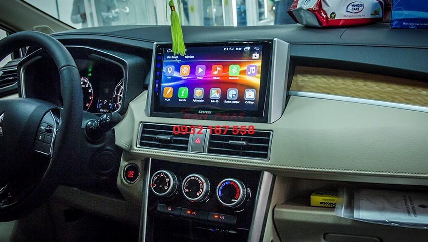 lắp màn hình Android cho Mitsubishi Xpander