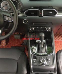 Thảm lót sàn 6D Mazda CX5