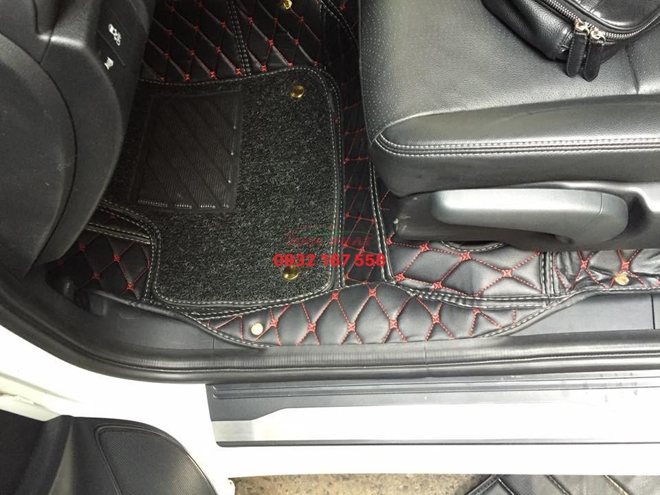 Thảm lót sàn ô tô cho Honda City