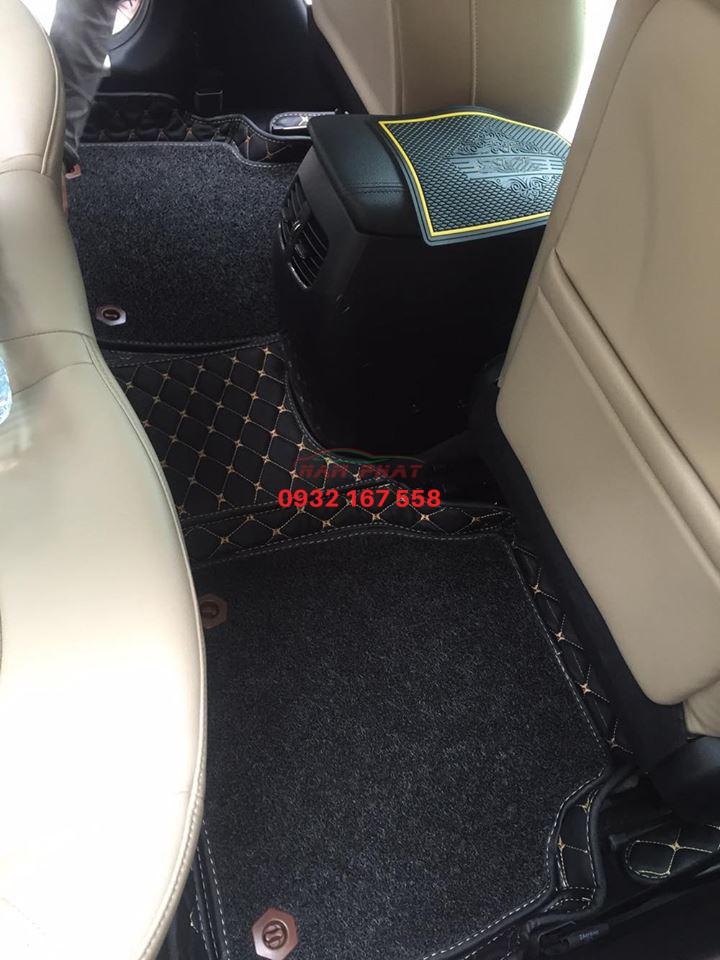 Thảm lót sàn 6D Toyota Fortuner