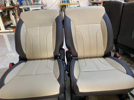 bọc ghế da Suzuki XL7