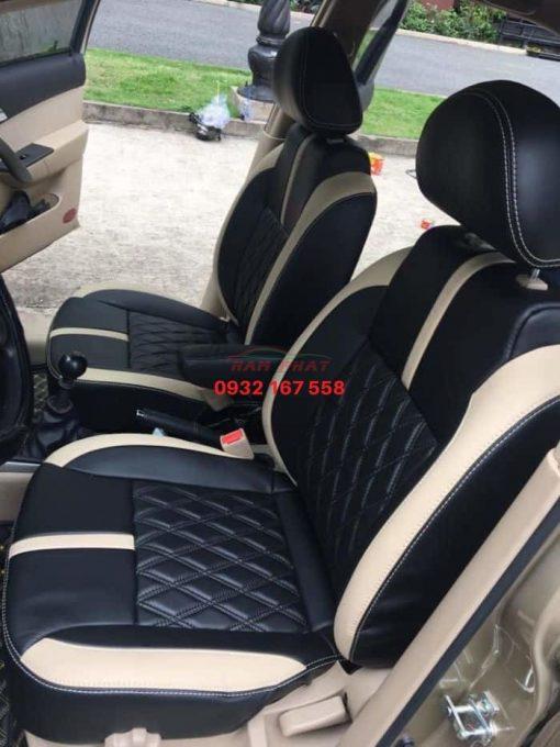 bọc ghế da xe mazda 2