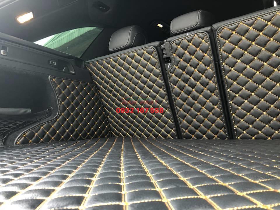 Thảm lót sàn 6D Mercedes GLC 250