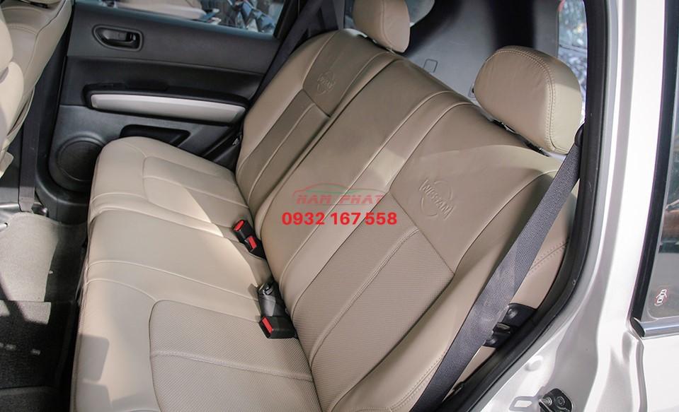 Bọc ghế da Nissan X-Trail