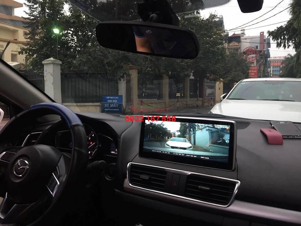 Lắp màn hình Android cho Mazda 3