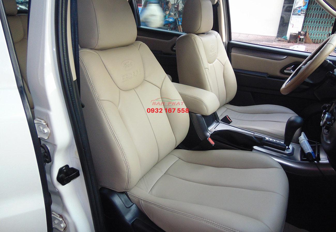 bọc ghế da xe Ford Escape