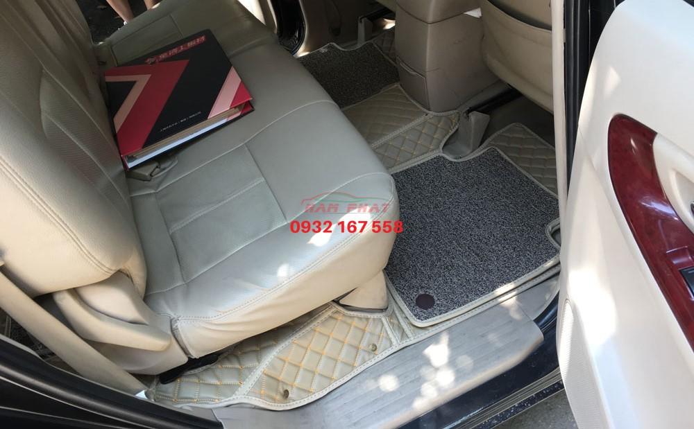Thảm lót sàn 6D Toyota Innova