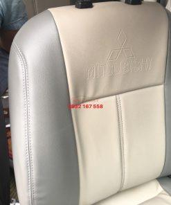 bọc ghế da xe MItsubishi Lancer