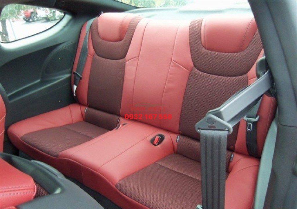 Bọc ghế da cho Hyundai Genesis