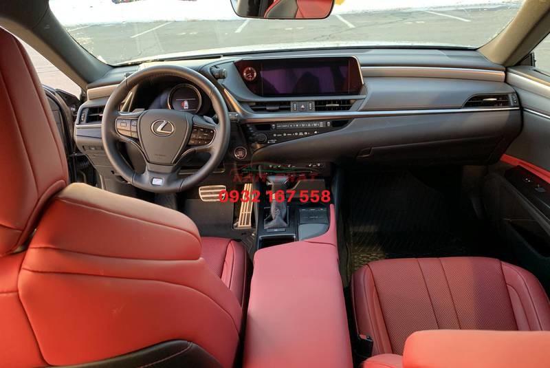 Bọc ghế da xe Lexus ES350