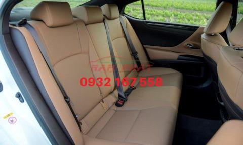 bọc ghế da xe Lexus ES250