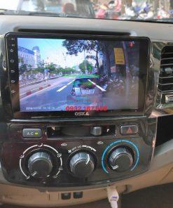 Lắp màn hình Android cho Toyota Hilux