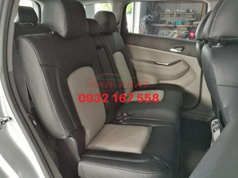 Bọc ghế da xe Chevrolet Orlando