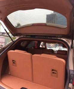 Đổi màu nội thất Hyundai Santafe