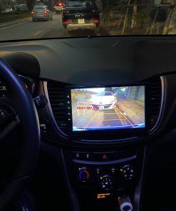 Lắp màn hình Android cho Chevrolet Trax