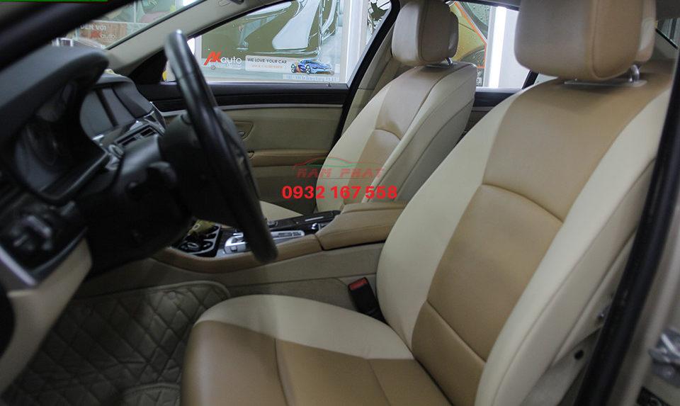 bọc ghế da xe BMW 520i