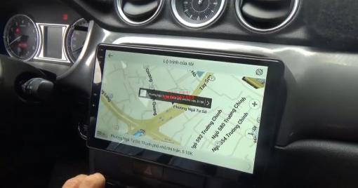 Lắp màn hình Android cho Suzuki Vitara