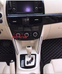 đổi màu nội thất Mazda CX5
