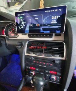 Lắp màn hình Android cho Audi Q7