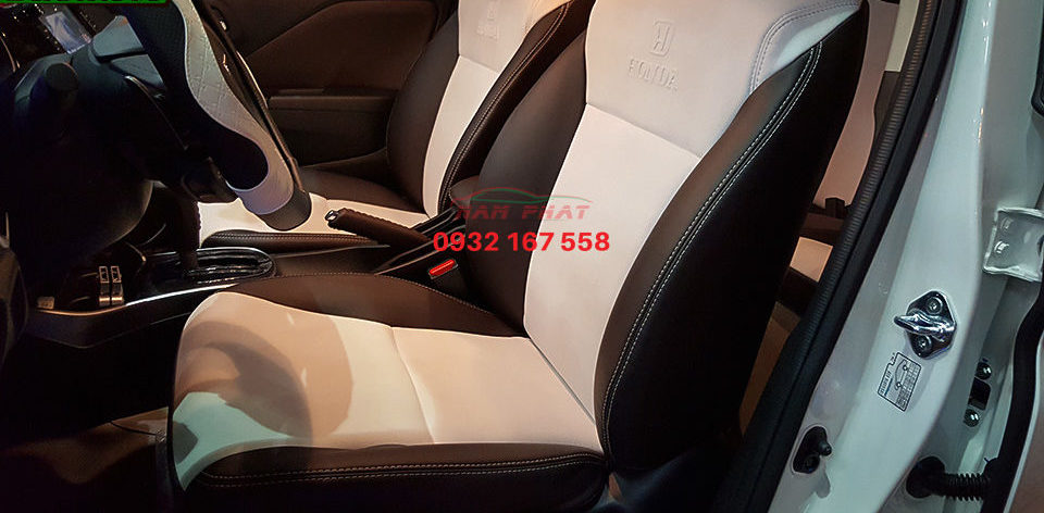bọc ghế da xe Honda HR-V