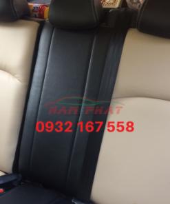 bọc ghế da xe Mitsubishi Mirage