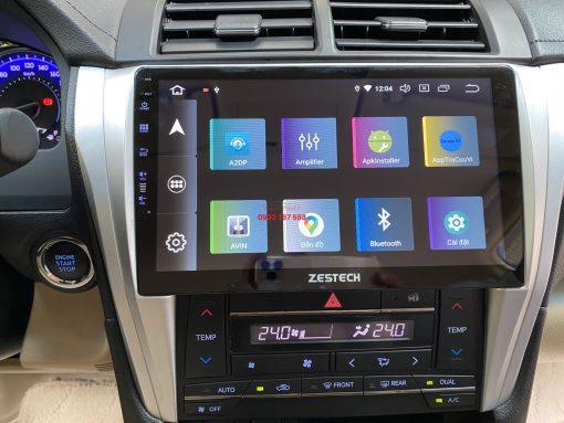 Màn hình Zestech Z900 cho Toyota Camry