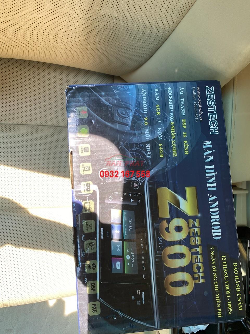 màn hình zestech z900