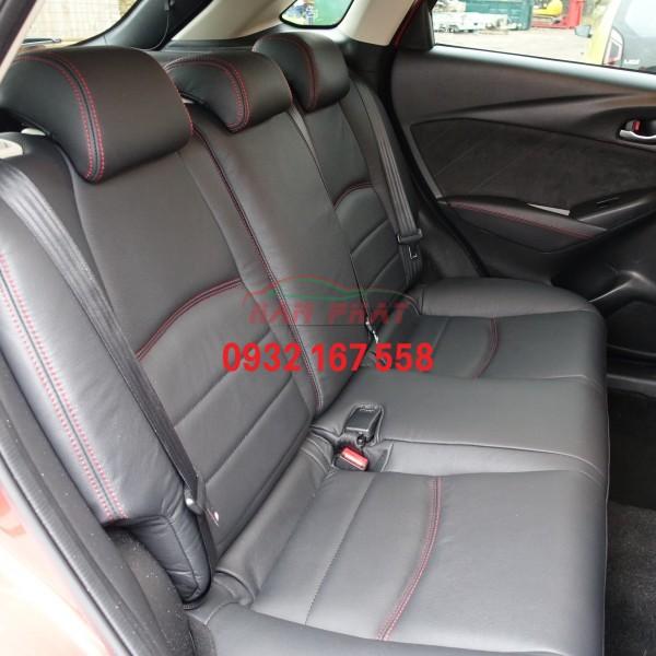 bọc ghế da xe Mazda CX3