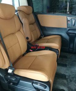 bọc ghế da xe Honda Odyssey