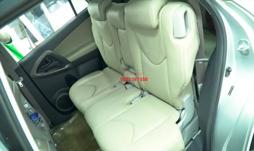 bọc ghế da xe Toyota RAV4