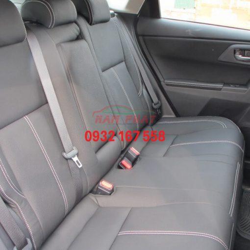 Bọc ghế da xe Toyota Auris