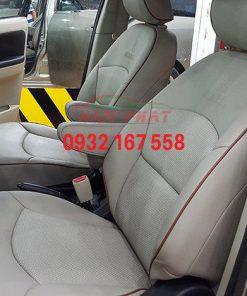 Bọc ghế da xe Mitsubishi Grandis